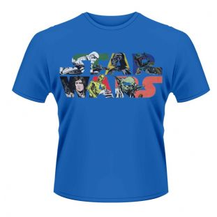 Star Wars T Shirt - Comic Logo